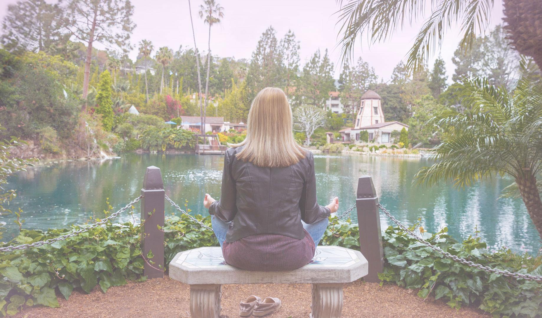 Self Realization Lake Shrine