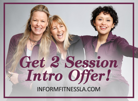 2 Session Intro Offer