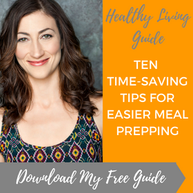 Diana Hufford Free Meal Prep Guide