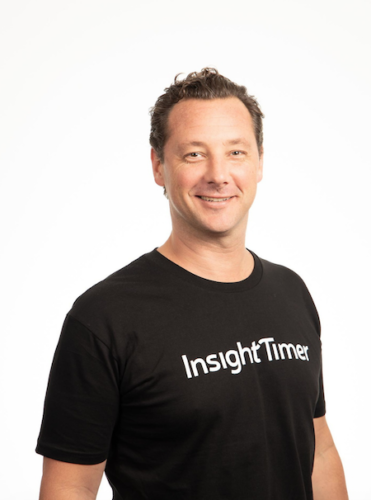 E62 Insight Timer CEO Christopher Plowman, Changing the World One Meditator at a Time